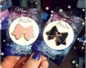 Moon Bow Pin