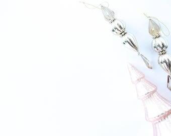 Stock Photo - Christmas Stock Photo - Holiday Stock - Pink Decor - Pink Christmas Tree - Ornaments - Instagram - Blog - JenKCalligraphy