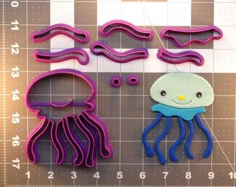 Jellyfish 266-426 Cookie Cutter Set