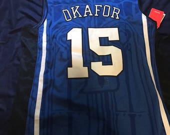 Jahlil Okafor Duke Jersey Mens Medium