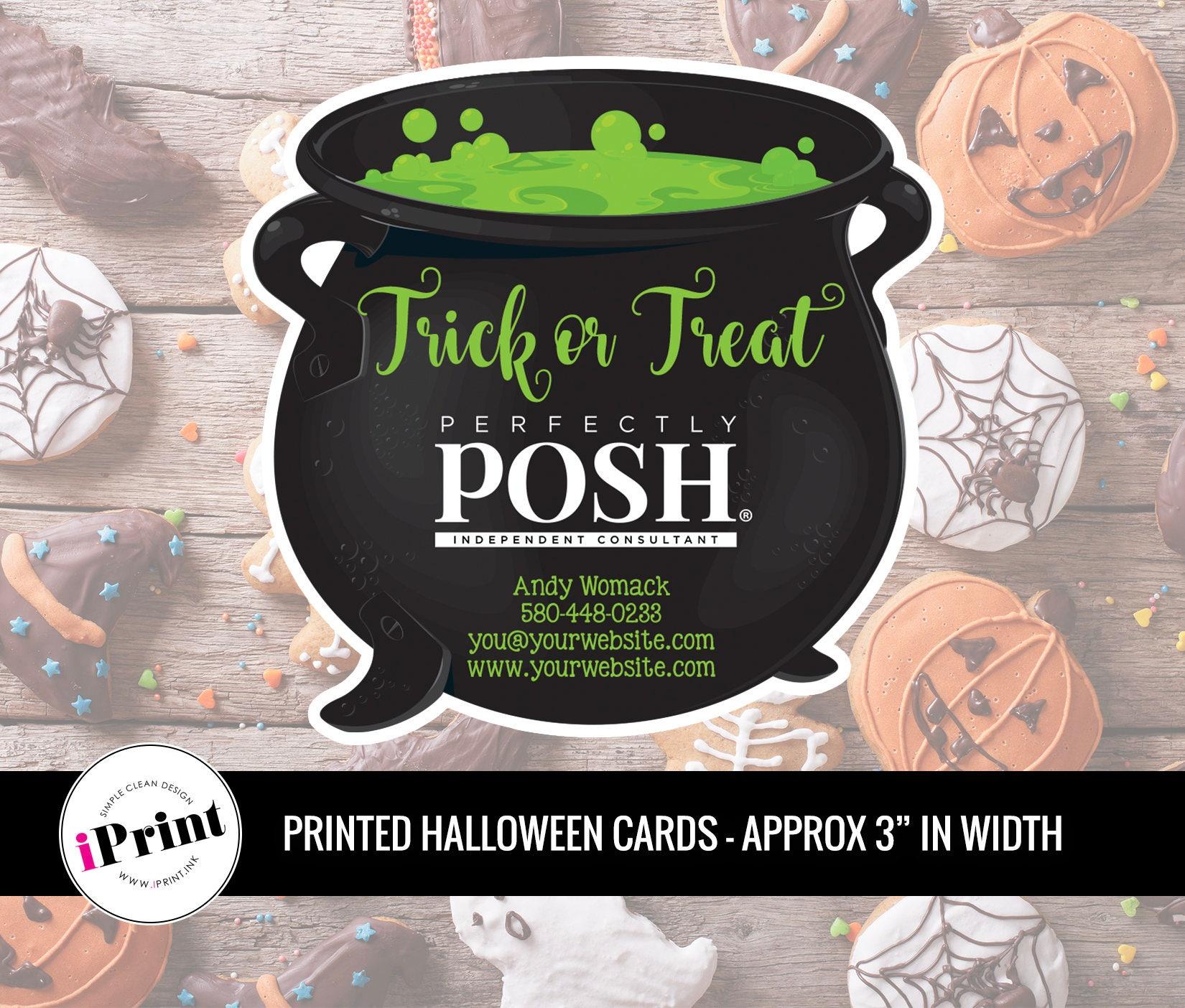 Perfectly Posh Halloween Cards Perfectly Posh Halloween