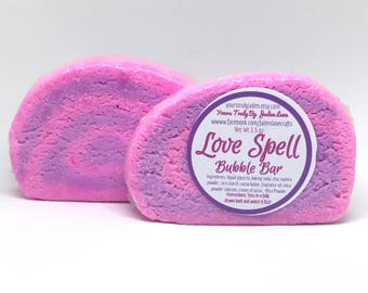 Love Spell Bubble Bar