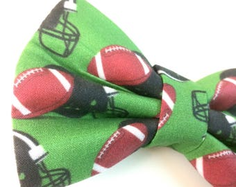 Football Bow Tie for Dogs