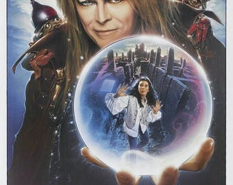 Back to School Sale: Labyrinth (1986) Movie Poster