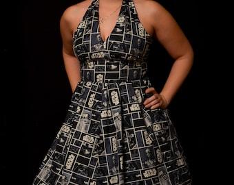 Star Wars Rockabilly Dress size 10