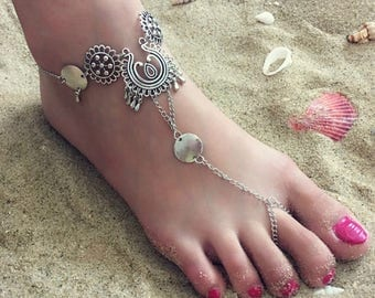 Ankle style ethnic