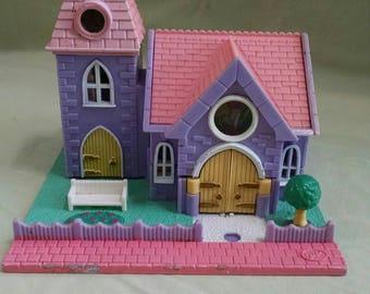 Polly Pocket Wedding Chapel