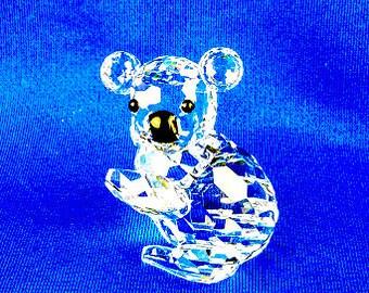 Swarovski Crystal Koala Bear