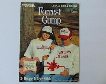Forrest Gump 23 Cross Stitch Designs