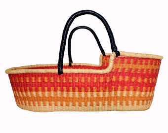 Tangelo African Moses Basket