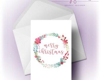 Merry Christmas | Card