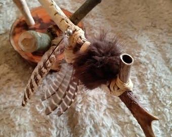 Ceremonial Peace pipe
