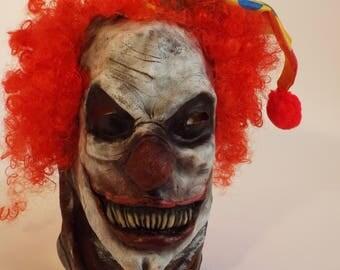 Evil Clown Party Hat
