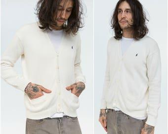 Ralph Lauren Knit / Button Up Cardigan / Size M