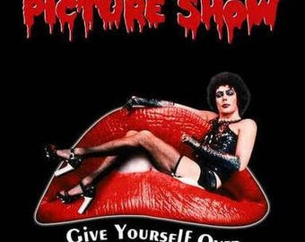 Rocky Horror Picture Show  Rare Vintage Poster