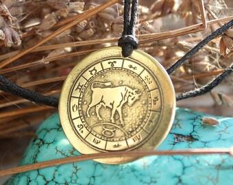 The Zodiac Sign Taurus.