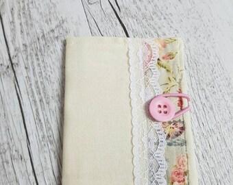 Tea Bag Travel Wallet, Tea Bag Wallet, Rustic Tea Bag Wallet, Tea Bag Holder, Gift, Teacher Gift
