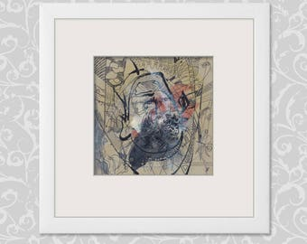 Abstract art 20/20 cm image orig.