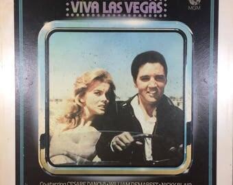 Viva Las Vegas Video Disc