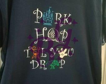 Park Hop 'Til You Drop