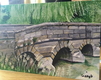 Amesbury series greetings cards A6
