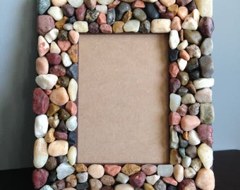 Rock 5x7 Picture Frame