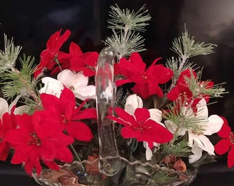 Large Christmas Flowers