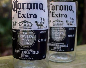 Corona Beer Glass