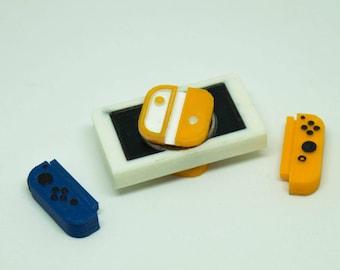 Nintendo Switch Inspired Fidget Hand Spinner Toy