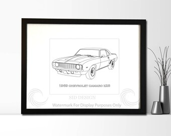 Fully Customize Digital sketch By SidDesign NYC (Perfect Gift)
