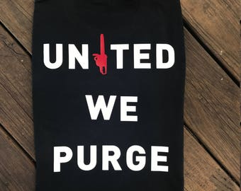 United We Purge / HHN / Halloween Horror Nights
