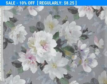 SALE! Primrose - Per Yd - Windham Fabrics - Whistler Studios - Lt Grey