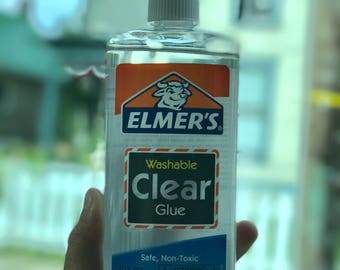 Elmers Clear Glue 9OZ