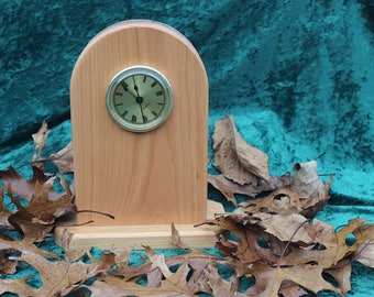 Mantel Clock - Customize engraving available!