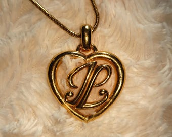 VINTAGE Jeanne LANVIN necklace _