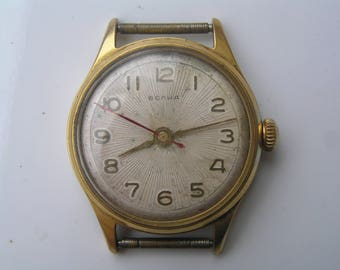 USSR VINTAGE Watch VOSTOK Volna Wostok precision - serviced