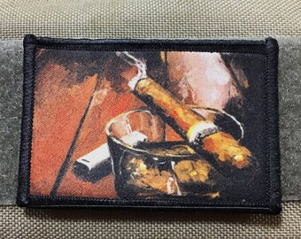 Cigars and Tobacco Patches