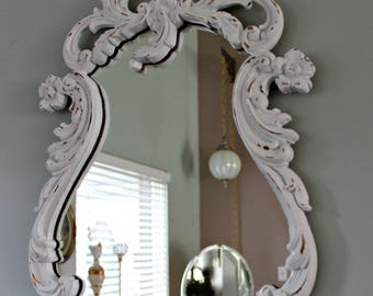 Ornate Mirror