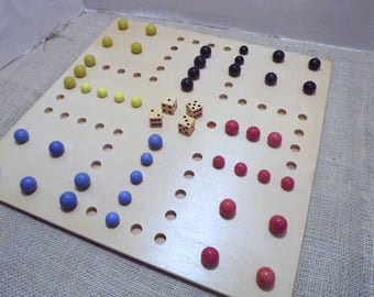 Vintage Aggravation Game - Vintage Board Game, Rattle N Roll, Patco Toy Company, Wahoo, Vintage Wahoo Board Game