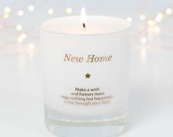 New Home Gift , Housewarming Gift , First Home Gift , Moving Home , New Home Owner Gift , Moving House , Scented Candle , In Your New Home