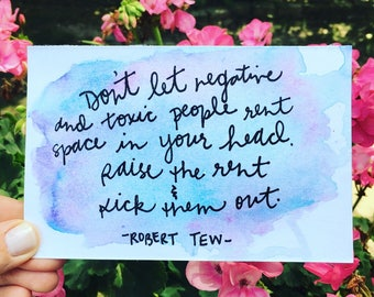 Water Color Quotes