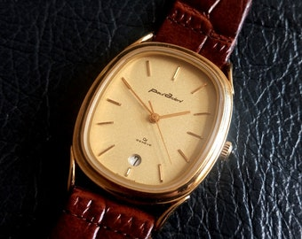 SWISS PAUL ARDENT Oz Geneve Women's/Lady's Wrist watch, New Old Stoke Swiss Paul Ardent Quartz Date Wrist Watch, Swiss Paul Ardent Watch