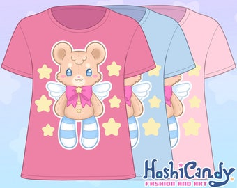 Dreamy Bear T-Shirt