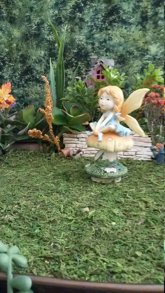 Fairy Garden Miniature Fairy For Your Fairy Garden, Fairy