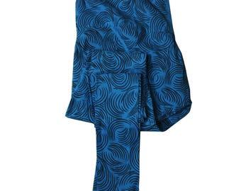 Indian Stitched Legging Women Churidar Bottom Pant Printed Fabric Evening Wear Bottom Trouser Adjustable Thread Cord Fabric Cotton Pajami