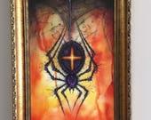 Framed original Airbrush ...