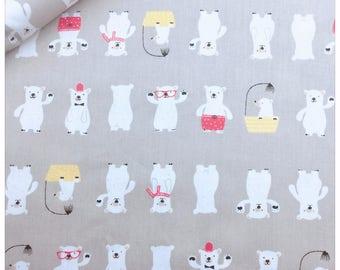 Cotton bear 50 x 160 cm