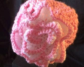 Cabbage Rose Cloche