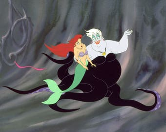 FREE SHIPPING Little Mermaid movie poster 11x17
