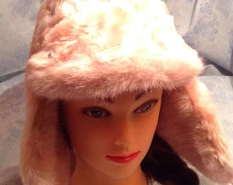 Brand New Artificial Rabbit Hat